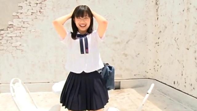 二葉姫奈 制服 画像