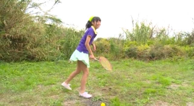 伏見莉穂 テニス