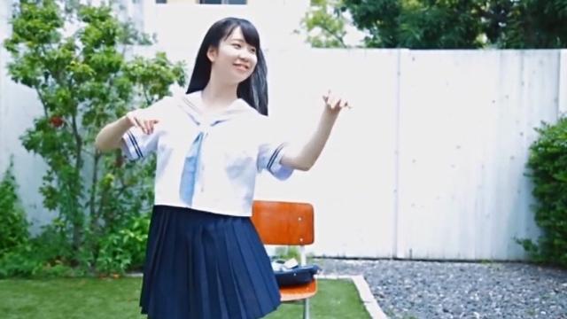 葉山夏恋 制服