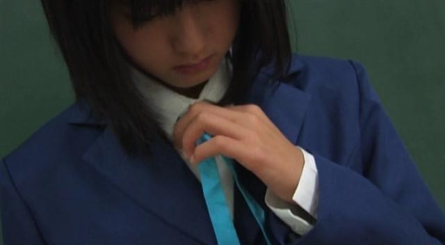 水波メイカ 制服